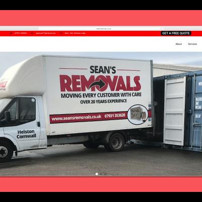 Sean's Removals