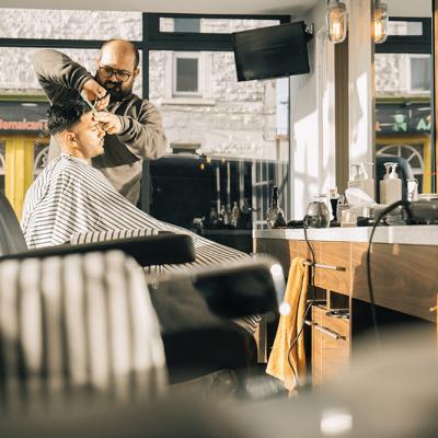 Pure Barber Inc